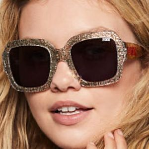 Pink Victoria's Secret Oversized Sunglasses NWT